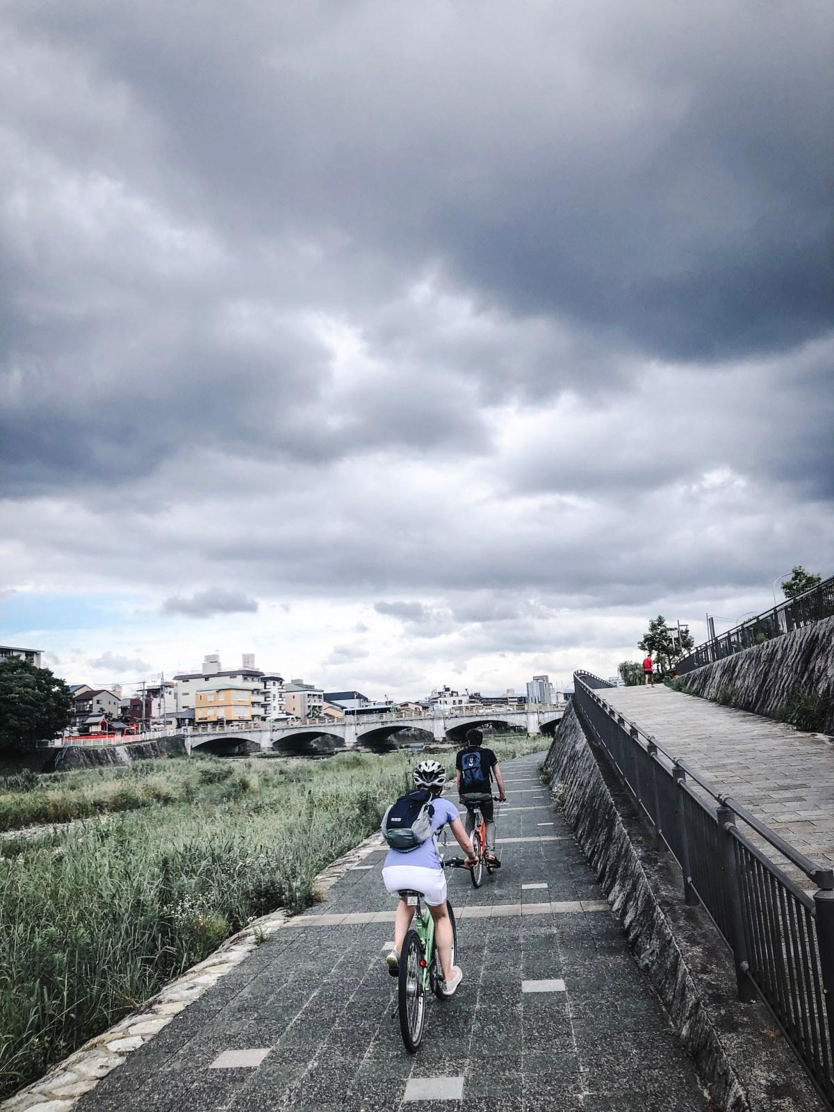 Bikepath_kyoto