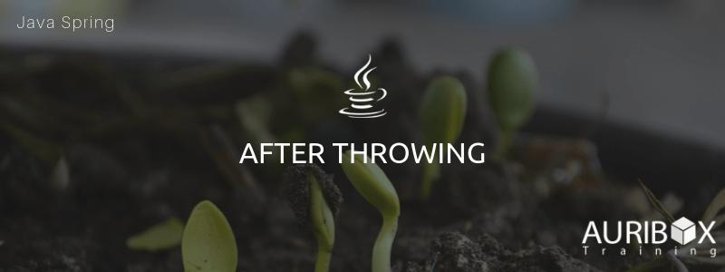 afeter-throwing