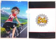 画像:C90販売商品「ろんぐらいだぁす!」クリアファイル