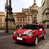 Au Brésil, Renault dévoile la Novo Clio, une version rajeunie de la Clio 2