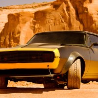 Transformers 4 : les voitures du film