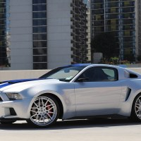 Ford Mustang dans Need for Speed, le film : trailer making of