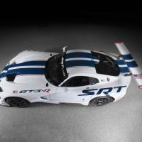 24h du Mans : Nouvelle SRT Viper GT3-R