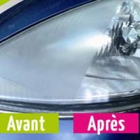 La rénovation de phare de voiture : Un jeu d'adulte !