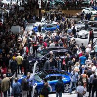 Mondial de l'automobile : les voitures connectées au centre du salon
