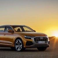 Audi dévoile le nouveau Audi Q8