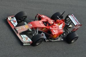 Formula One Testing, Jerez, Spain, Day One, Tuesday 28 January 2014.