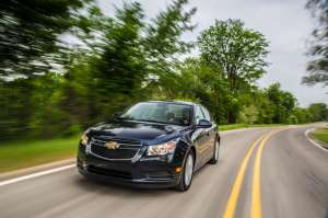 Chrysler, GM fill 8 of MSN 15 Most Improved Vehicles Last 10 Years - 2014 Chevrolet Cruze Turbo Diesel