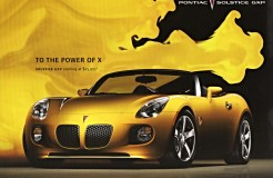 2007 Pontiac Solstice GXP ad