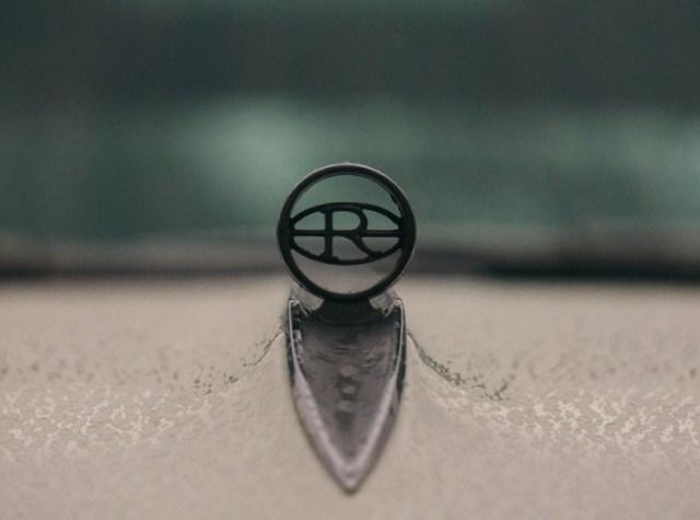 1965 Buick Riviera hood ornament