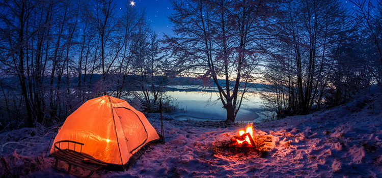 cold weather camping hacks, cold weather camping, camping hacks