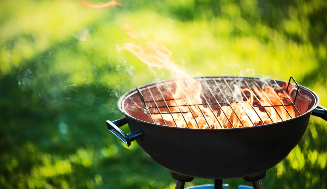 4 Park-and-Grill Recipes That Will Make You Look Like a Camping Genius