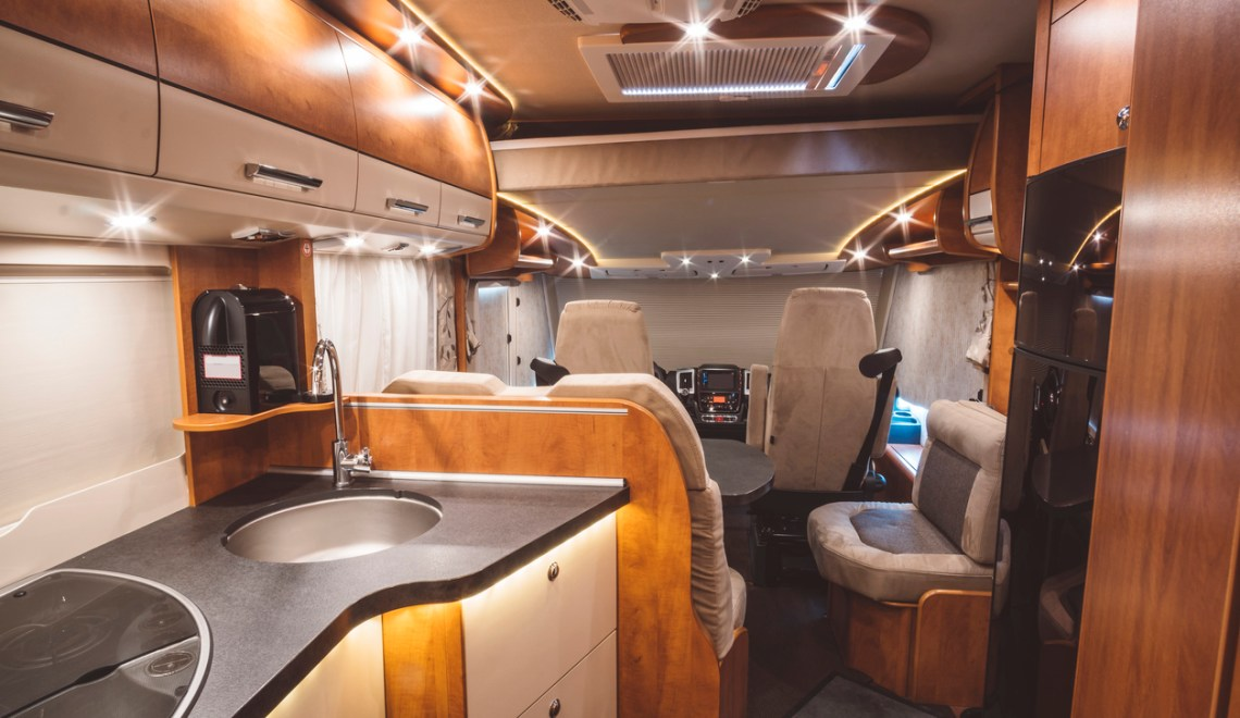 How to Clean Your RV Interior From Floor to Ceiling
