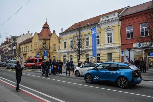Avant2Go car sharing Murska Sobota
