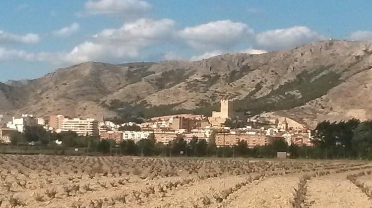 Vista de Villena