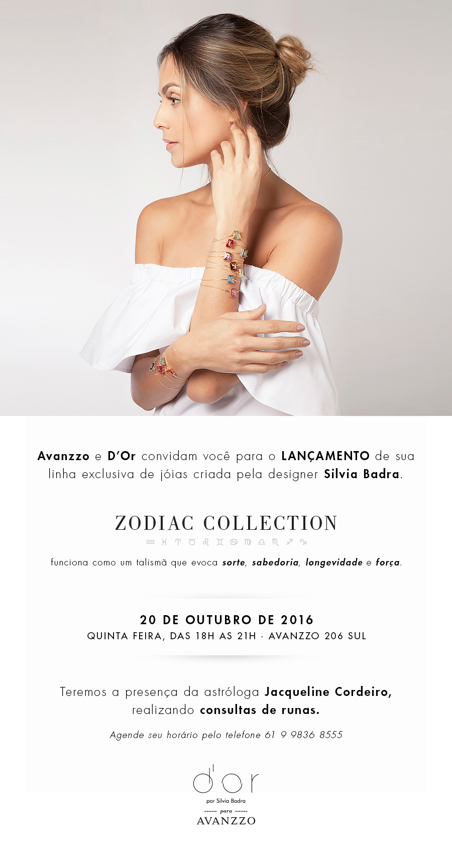 Avanzzo Zoadiac Collection