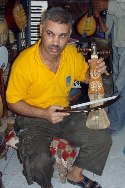 Mohamed Semlali - Vente de Instruments et Ses Accessoire - 17 - Talaa Kobra Fes Medina