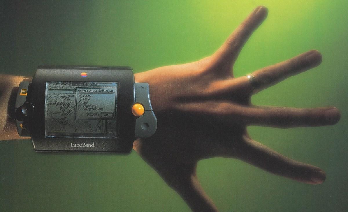Apple TimeBand Prototype 1990
