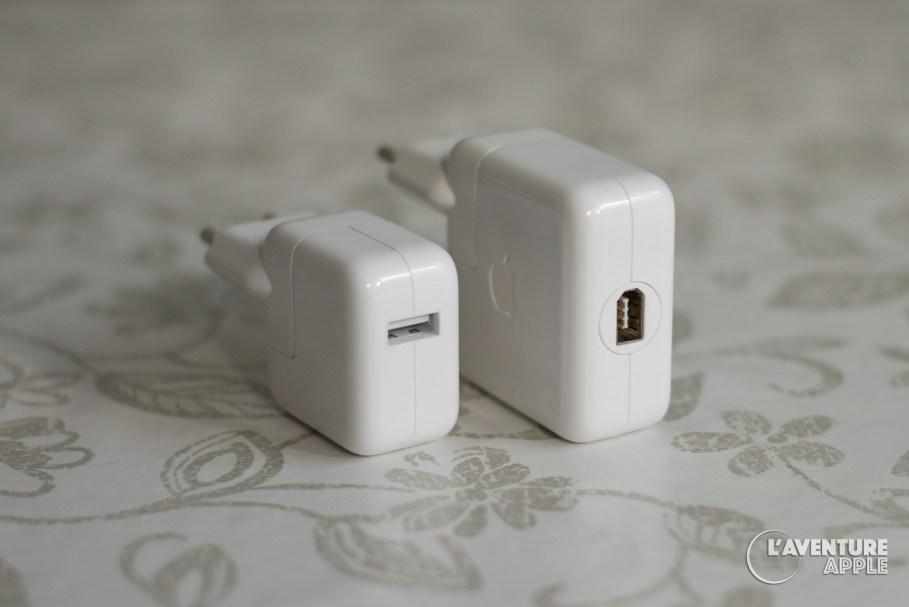 Chargeurs FireWire et USB pour iPod