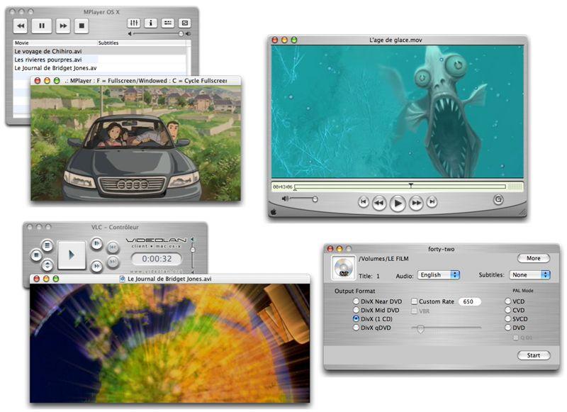 2003 DivX sur Mac