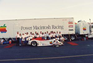 Apple 1995 Power Macintosh Racing