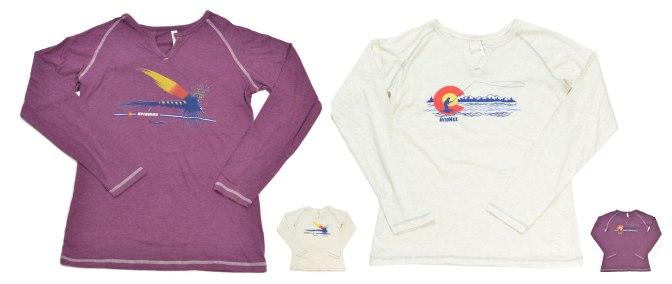 AvidMax women's long sleeved tee