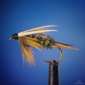 Learn to tie a prince nymph fly