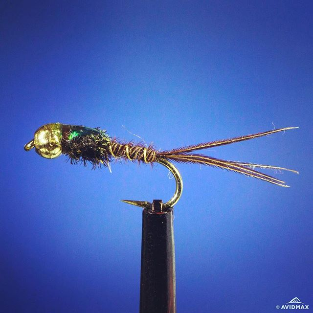 Learn how to tie a Bead Head Flashback Pheasant Tail Fly video