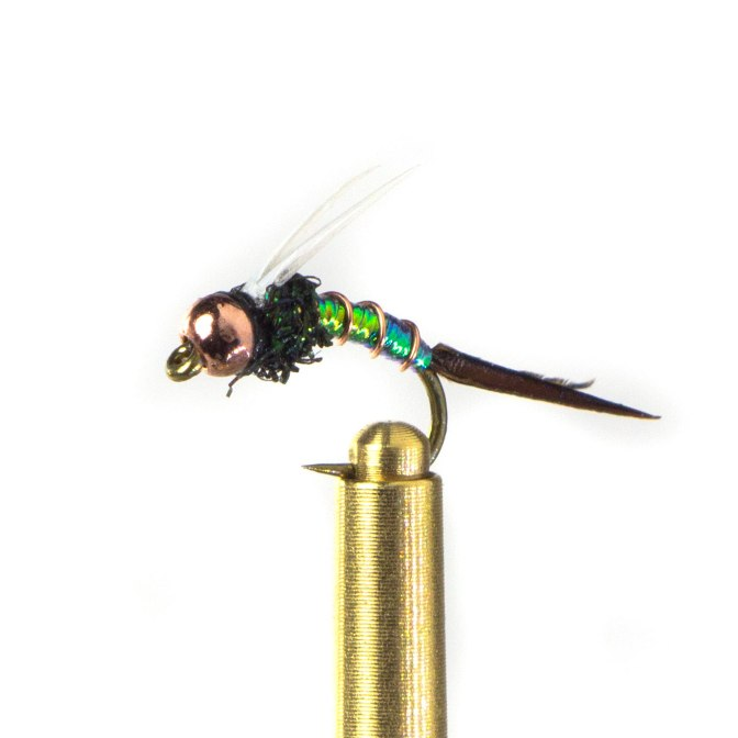 Flashabou Prince Nymph Fly Tying Video