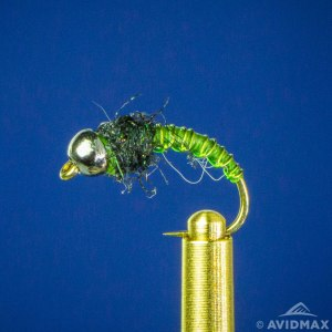 Learn to tie the Woven Wire Caddis Pupa fly tying video