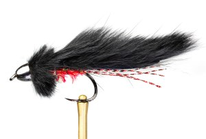 How To Tie The Red Belly Bunny Leech: Fly Tying Video