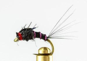 How To Tie The Darth Baetis: Fly Tying Video