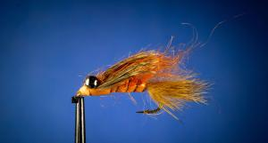 How To Tie Barry's Carp Fly: Fly Tying Instructional Video