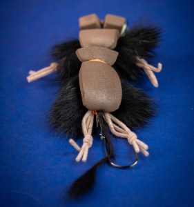 How To Tie The Big Eyed Stuart Little: Fly Tying Tutorial Video