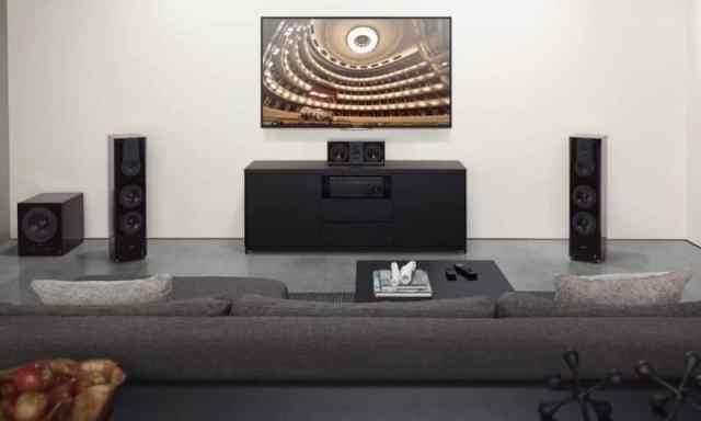 Podešavanje stereo i surround zvučnika