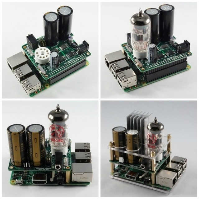 Raspberry Pi 503HTA prototipi prve revizije