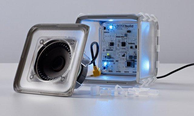BOSEbuild Speaker Cube zvučnik