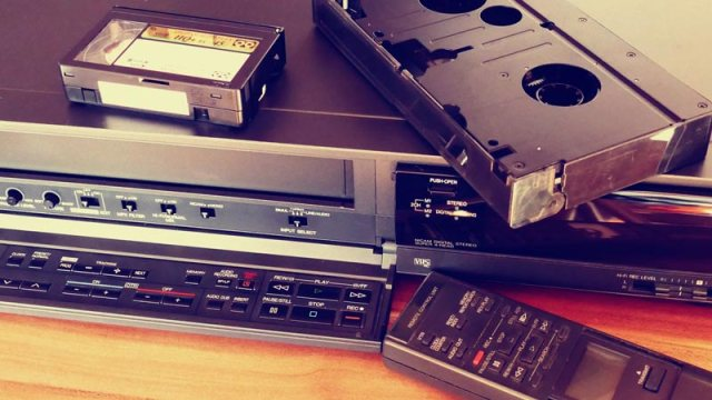 VHS kaseta i rekorder