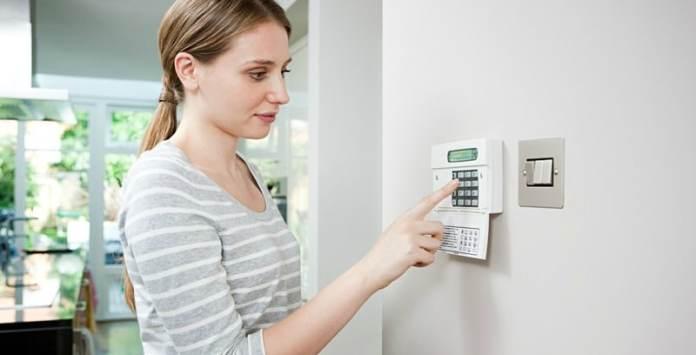 Alarm Security Grade