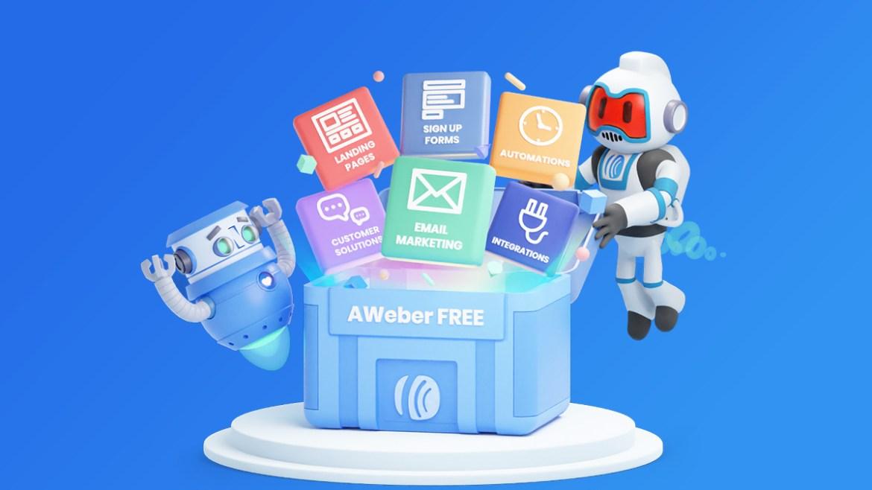 Introducing AWeber Free