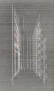 Fluctuation drawings at Tokyo Memorial Park. Takefumi Aida. Japan Architect. Feb 1989, 30