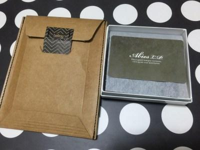 財布を新調。bellroyの薄い財布とABIES L.P.のコインケース。