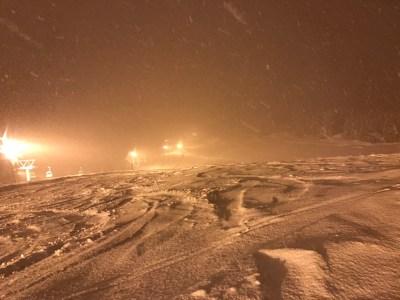 上越国際スキー場の旅。再びのナイターは豪雪、新雪からシャーベットまで堪能できる奇跡的コンディション。