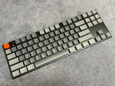 Keychron K1レビュー。KOPEK版は技適も対応、噂通り素晴らしいキーボードだった。