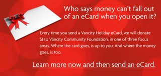 Vancity Holiday eCards