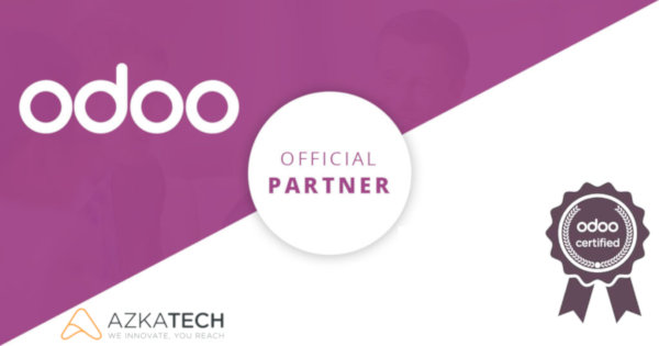 Certified Official Odoo partner in Lebanon