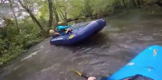 bataille rafting