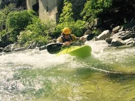 tenue randonnée canoé kayak
