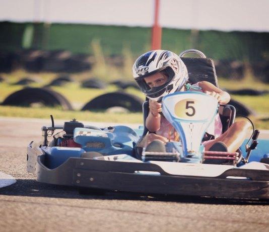 comment faire du karting