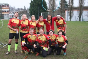 Burning Hippogriffs Quidditch Caen